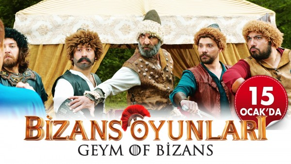 Bizans Oyunları Video Youtube Cover 2